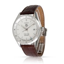 TAG Heuer Carrera Calibre 7 Steel 39mm Silver United States of America, New York, New York