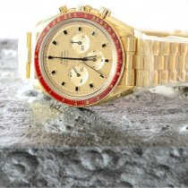 Omega Speedmaster Professional Moonwatch Yellow gold 42mm Yellow No numerals UAE, New York