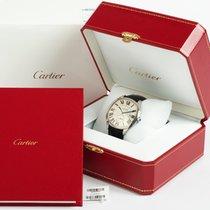 Cartier Drive de Cartier Zeljezo 40mm Srebro Rimski brojevi