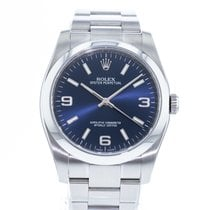 Rolex Oyster Perpetual 36 Steel 36mm Blue United States of America, Georgia, Atlanta