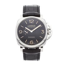Panerai Luminor Due Steel 45mm Black No numerals United States of America, Pennsylvania, Bala Cynwyd