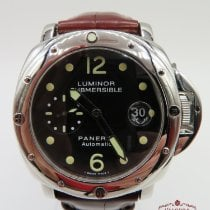 Panerai Luminor Submersible Steel 44mm Black Arabic numerals United States of America, Texas, Houston