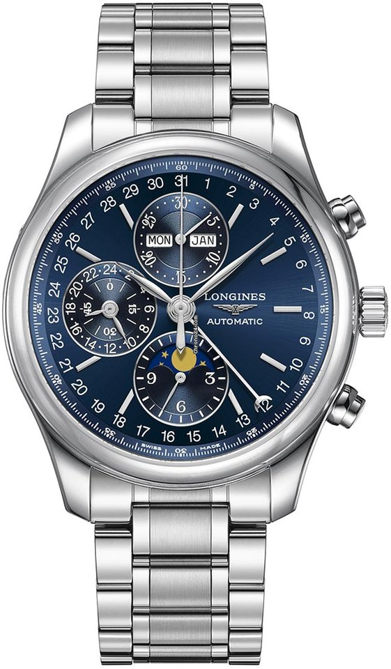 Longines Master Collection L2.773.4.92.6 L27734926 2021 new