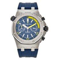Audemars Piguet Royal Oak Offshore Diver Chronograph 26703ST.OO.A027CA.01 pre-owned