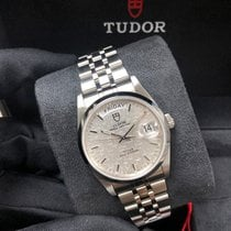 Tudor Prince Date Steel 36mm Silver