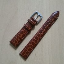 Tissot Parts/Accessories new Leather Brown