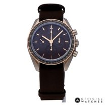 Omega Speedmaster Professional Moonwatch Negro