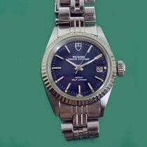 Tudor Prince Oysterdate Steel 30.5mm Blue United States of America, California, Los Angeles