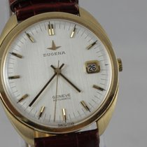 Dugena Yellow gold 35mm Automatic nicht bekannt pre-owned
