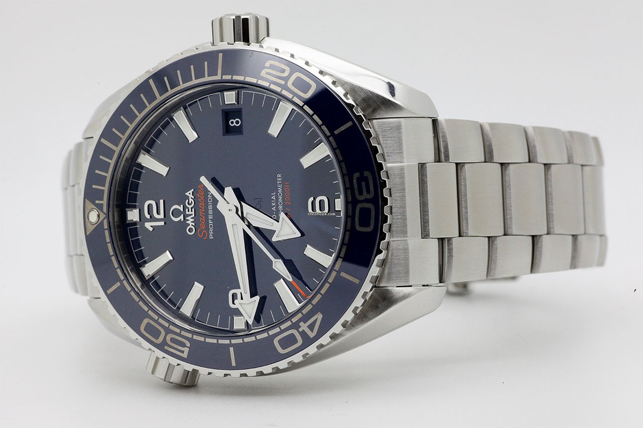 9f2128d2f66f5 Omega Seamaster Planet Ocean 600M Co-Axial Master Chronometer... for ...