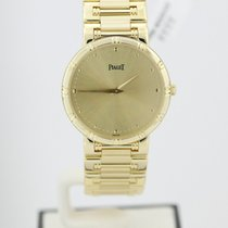 Piaget 18k Yellow Gold Ladies Dancer 84023nk81
