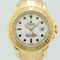 Rolex Oyster Perpetual Date Master Automatic 18k Gold Lady 1