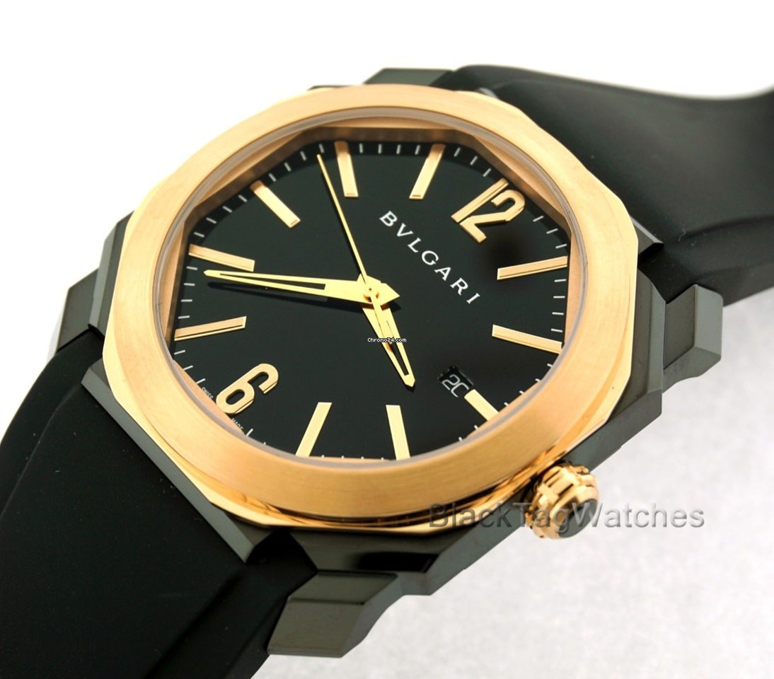 Bulgari Steel watches - all prices for Bulgari Steel watches on Chrono24 b47784a5a2c