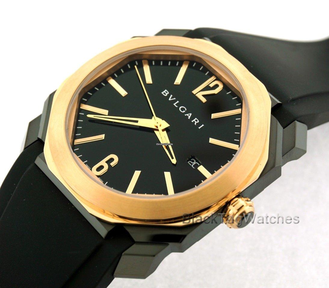 e8ea3d29afb Bulgari Octo - all prices for Bulgari Octo watches on Chrono24