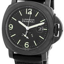 Panerai Limited Edition Gent's Stainless Steel Black PVD...