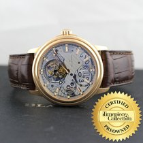 Blancpain pre-owned Automatic 38mm Transparent Sapphire crystal