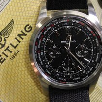 Breitling AB0510  TRANSOCEAN UNITIME PILOT 2016 (5 YEARS...