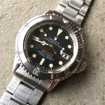 Rolex Submariner 1680 Red Meters First Faded Bezel