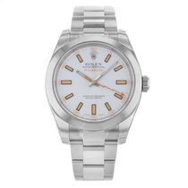 Rolex Milgauss 116400 Stainless Steel Men's Watch (17320)