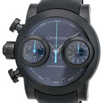 Graham Swordfish Booster Left Chrono Men's Watch – 2SWBB.U36L
