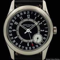 Patek Philippe Calatrava White gold 39mm Black United States of America, New York, New York