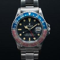 """Rolex 1675 GMT Master 1675 Blue / Red """"Pepsi Bezel"""" FULL SET..."""