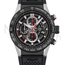 TAG Heuer Carrera Calibre HEUER 01 45mm Black