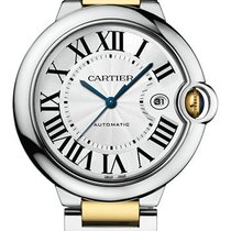 Cartier Ballon Bleu 42mm Two Tone W2BB0022