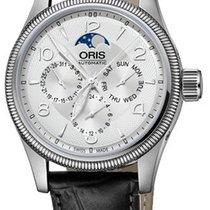 Oris Big Crown Complication Steel 40,00mm Silver