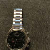 Tissot Racing-Touch usados Acero y oro