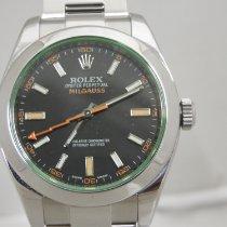 Rolex Milgauss 116400GV pre-owned