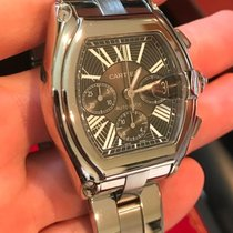 Cartier Roadster pre-owned 42mm