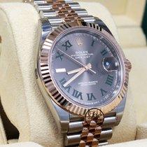 Rolex Datejust II Acero 41mm Romanos