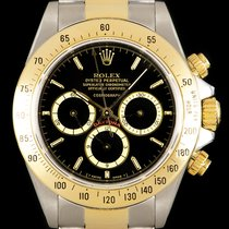 Rolex 16523 Gold/Stahl Daytona 40mm