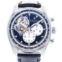 Zenith El Primero Chronomaster Steel 42mm Black United States of America, Georgia, Atlanta