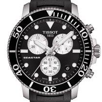 Tissot Seastar 1000 Zeljezo 45,5mm Crn
