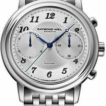Raymond Weil Steel 41mm Automatic 4830ST05659 new United States of America, Florida, Sarasota