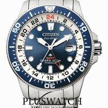 Citizen Titan 43,5mm Albastru