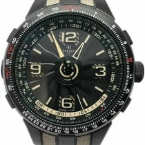 Perrelet Turbine Pilot Steel 48mm Black United States of America, Florida, Naples
