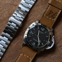 Panerai Luminor 1950 3 Days GMT Automatic PAM 00329 2012 pre-owned
