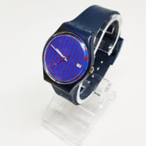 Swatch Quartz pre-owned