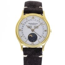 Jaeger-LeCoultre Master Calendar Geelgoud 33mm Wit