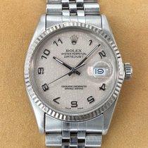 Rolex Datejust Stål 36mm Ingen tal