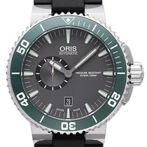 Oris Aquis Small Second 01 743 7673 4137-07 4 26 34EB 2020 new