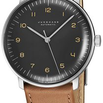 Junghans max bill Automatic Steel Grey United States of America, New York, Brooklyn