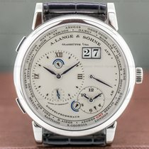 A. Lange & Söhne 116.025 Platinum Lange 1 41.9mm pre-owned United States of America, Massachusetts, Boston