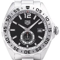TAG Heuer Formula 1 Calibre 6 Steel 43mm Black