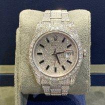 Rolex Datejust II Сталь 41mm Синий Россия, 101000