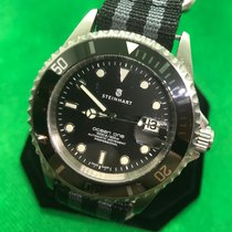 Steinhart Steel 42mm Automatic Unknown pre-owned