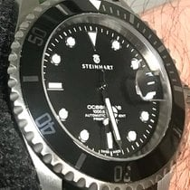 Steinhart Ocean 1 Steel 42mm Black No numerals United States of America, Ohio, Columbus